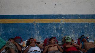 Caravane de migrants : le Mexique propose un plan
