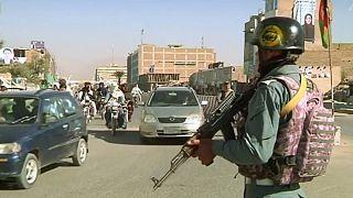 برگزاری انتخابات پارلمانی در ولایت قندهار افغانستان