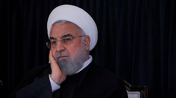 روحانی: درباره ایران، همپیمانان سنتی آمریکا او را رها کردهاند
