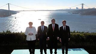 Dörtlü Suriye Zirvesi: Liderlerin açıklamalarından satır başları