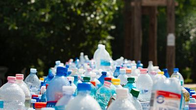 The city of Rome is offering discounts on public transports in exchange for recycling plastic bottles