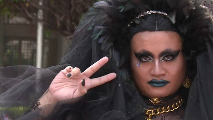 شاهد: مسيرة للمطالبة بتقنين زواج المثليين في تايوان