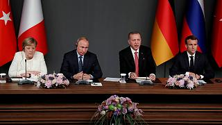 اردوغان: ایران را در جریان گامهایی که در سوریه بر میداریم خواهیم گذاشت