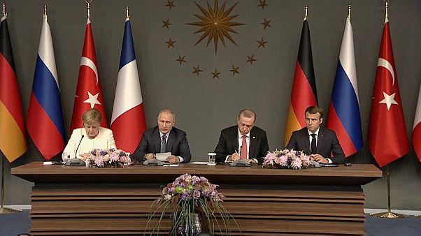 Cumbre para una salida política a la guerra en Siria
