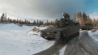 Így fest a NATO óriási hadgyakorlata