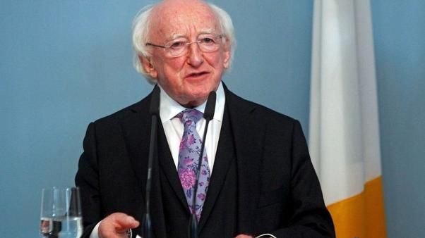Michael D Higgins has been re-elected as President of Ireland with 55.8% of the vote