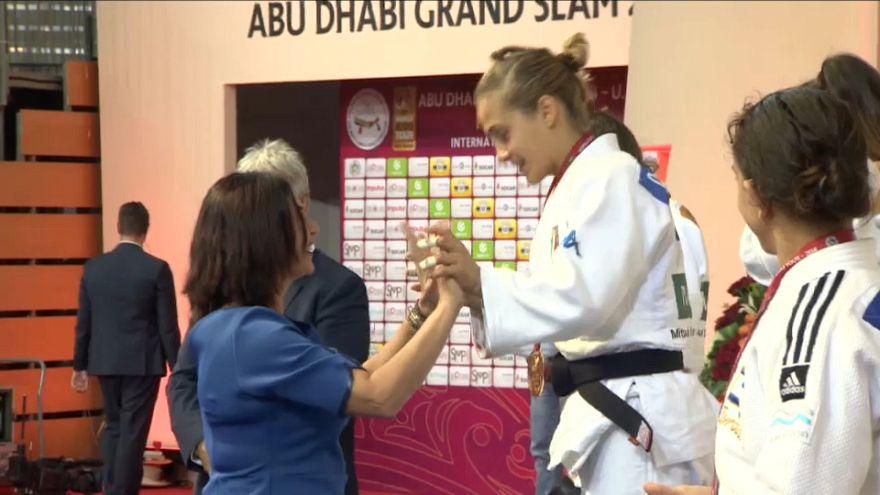 Judo: Grand Slam Abu Dhabi, oro per Odette Giuffrida