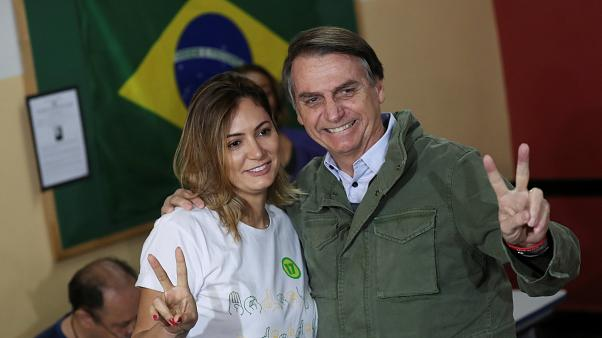 Right-wing Jair Bolsonaro wins Brazil presidential race