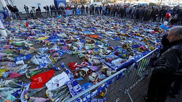 Leicester City'nin sahibinin düşen helikopterde olduğu iddia edildi