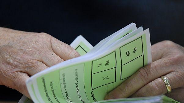 همهپرسی در ایرلند؛ اکثریت به حذف جرم بودن توهین به مقدسات رای دادند