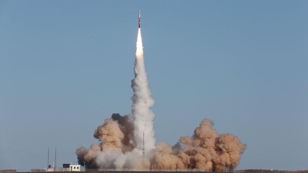Elon Musk'ın SpaceX'ine rakip Çinli firmanın roketi yörüngeye ulaşamadan düştü