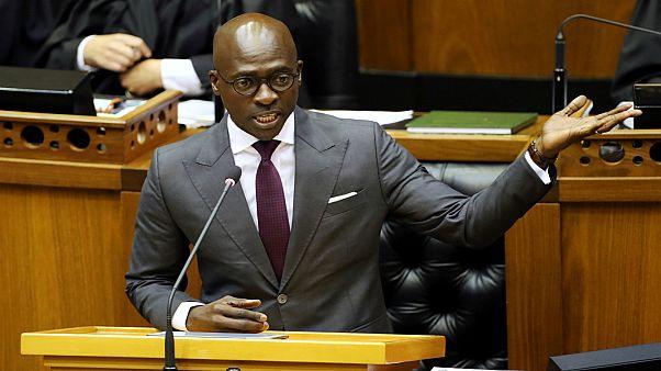 ابتزاز وزير في جنوب إفريقيا بعد تسريب فيديو جنسي له