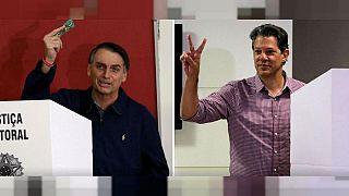 Elnököt választ Brazília