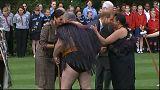Harry és Meghan maori fogadást kapott