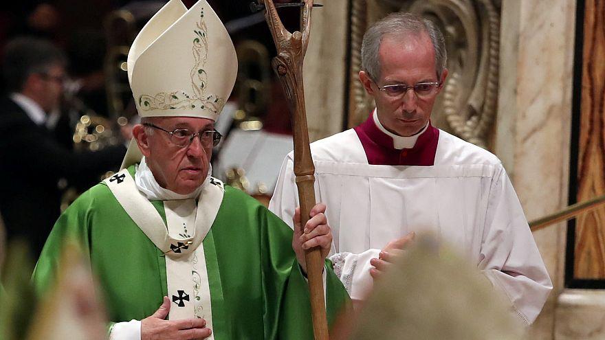 البابا فرنسيس: الكنيسة الكاثوليكية تتعرض للاضطهاد