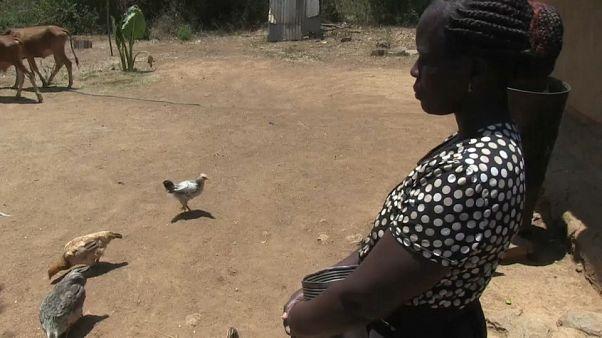 Au Kenya, un projet de revenu universel