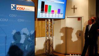 شکست سنگین دموکرات مسیحیها در انتخابات محلی هسن؛ راستگرایان افراطی به پارلمان راه یافتند