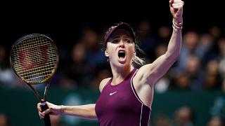 "WTA Finals: Svitolina prima ""Maestra"" ucraina"