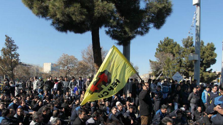 صدور احکام حبس و شلاق برای ۱۵ کارگر معترض هپکو اراک