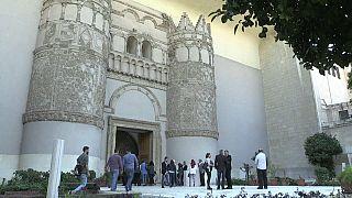Музей Дамаска открыл свои двери