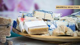 Designer bar soap