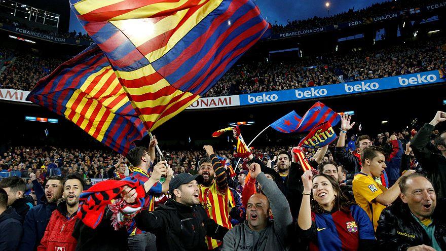 El Clasico'da 5-1'lik skorla Barcelona farkı