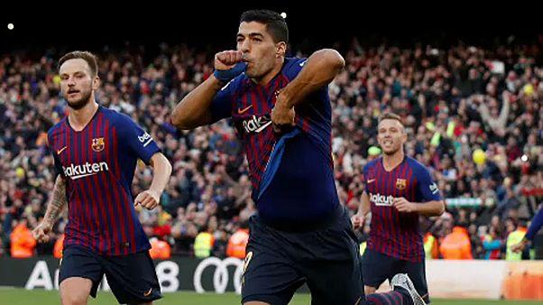 Kiütötte a Barcelona a Real Madridot