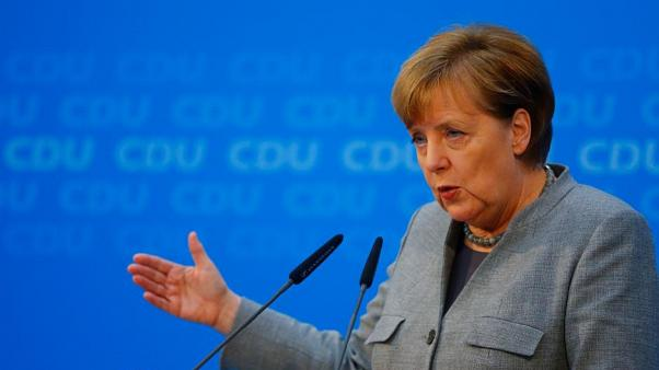Merkel suffers another election setback in key German state of Hesse