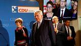 Hessen eyalet seçim sonuçları Almanya ve Merkel için ne anlama geliyor?