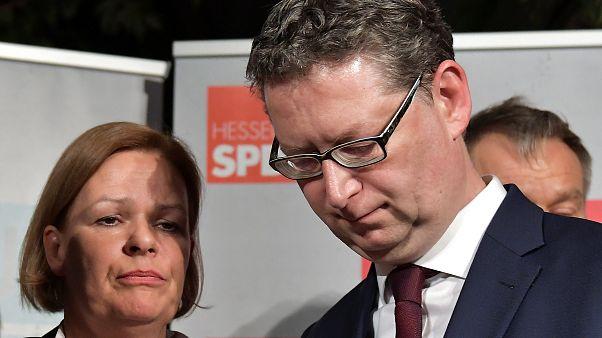 La CDU de Merkel gana los comicios de Hesse pese a perder cerca de 10 puntos
