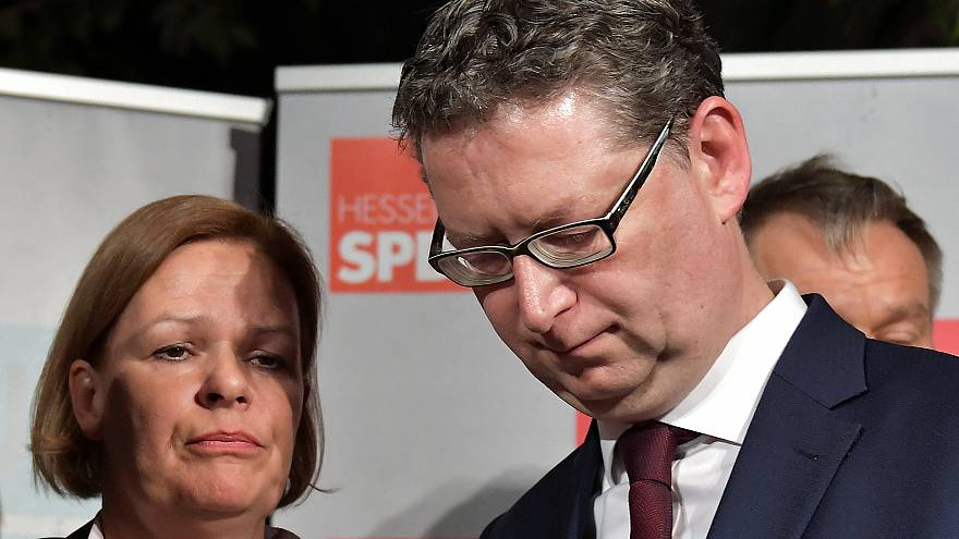 """Меркель """"провалила"""" экзамен"""
