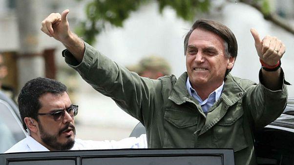 پیروزی بولسونارو کاندیدای راست افراطی در انتخابات ریاست جمهوری برزیل