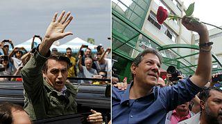 Brezilya'da muhalifler için 'ya hapis ya da sürgün' diyen aşırı sağcı aday Bolsonaro kazandı