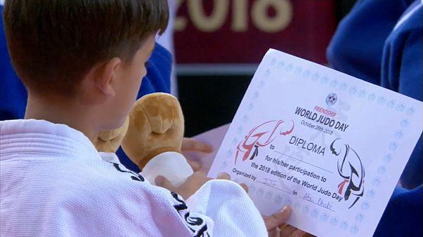 Historische Teilnahme Israels beim Abu Dhabi Grand Slam