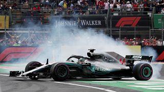 Hamilton é pentacampeão de Fórmula 1
