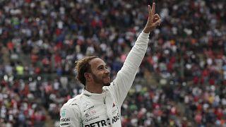F1 : cinquième sacre pour Lewis Hamilton