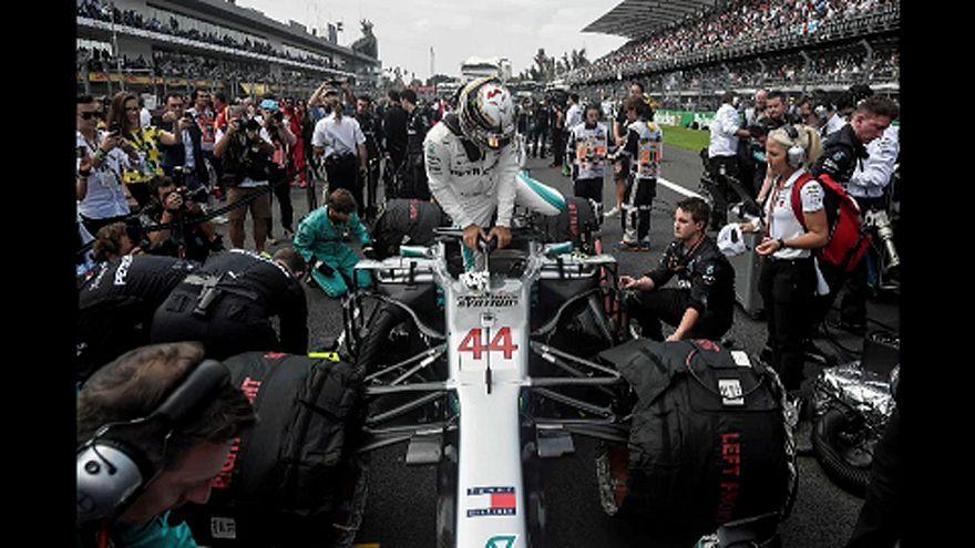 F1: Hamilton ötödször világbajnok