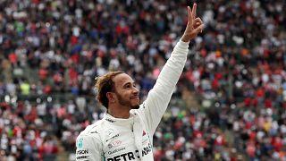 Ο Χάμιλτον παγκόσμιος πρωταθλητής στην F1