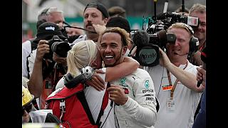 Hamilton ist zum fünften Mal Formel-1-Weltmeister