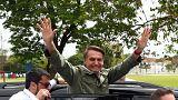 O novo Presidente da República do Brasil