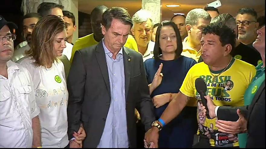 Brasil da paso a la era Bolsonaro