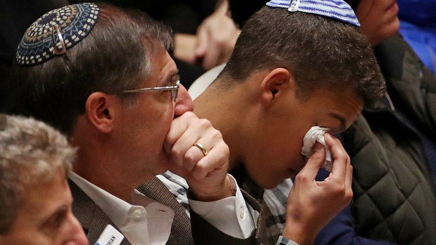 """Pittsburgh: Rabbi mahnt Politiker zu weniger """"Worten des Hasses"""""""