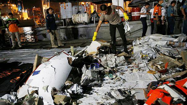 crashed Lion Air flight JT610