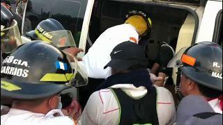 Un migrante de la caravana muere en la frontera con México
