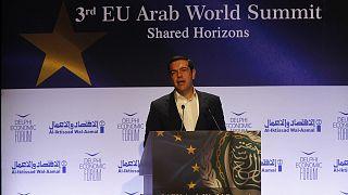 Αλ.Τσίπρας: «Η Ελλάδα εξέρχεται από μια πολυετή κρίση, πιο αισιόδοξη και πιο δυνατή»