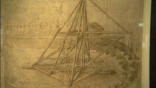 Codex Leicester von da Vinci kehrt nach Italien zurück