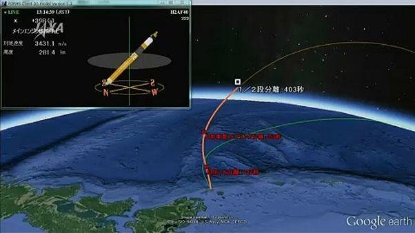 Az első arab műholdat is fellőtték az űrbe