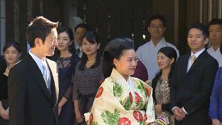 Royal Wedding in Giappone