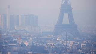 Air pollution levels still exceed healthy limits in Europe
