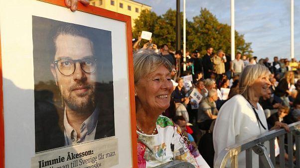 Elezioni in Svezia:  Risultati senza un quadro definito